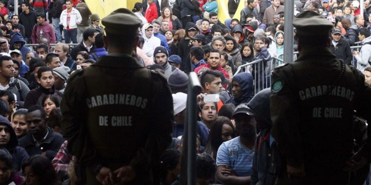 Orrego admite que dio la orden para enviar a Fuerzas Especiales a Registro Civil