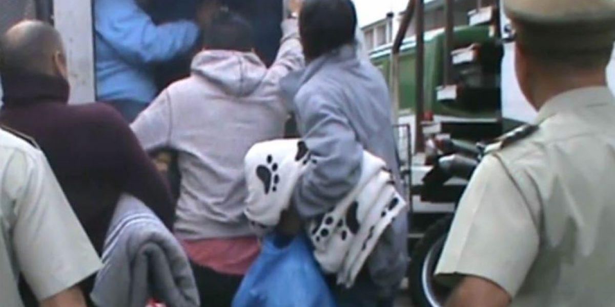 Antofagasta: arrestan a narco que ingresaba con