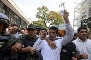 Leopoldo López Foto:Agencia UNO. Imagen Por: