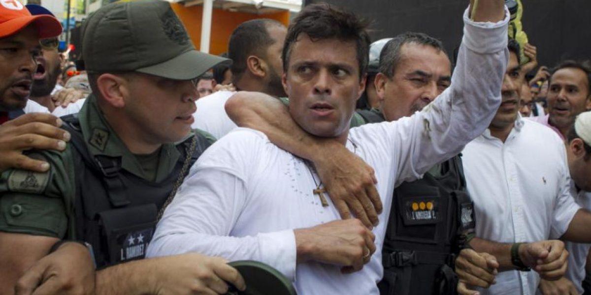 Suprema acoge recurso de protección en favor de Leopoldo López