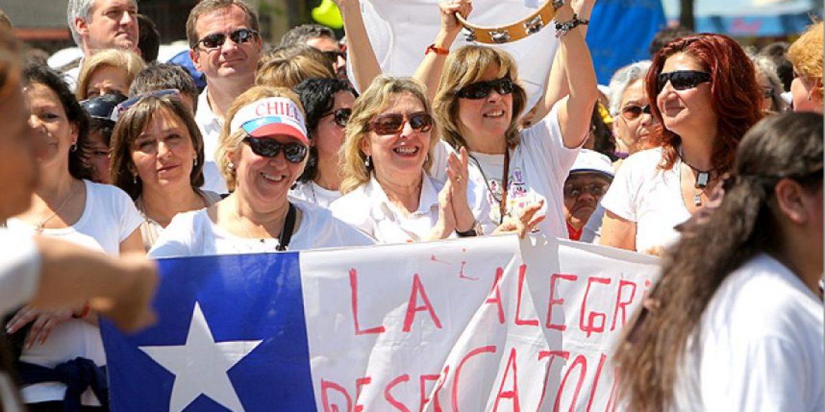 Católicos marcharán este sábado por Santiago