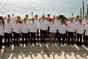 5. En el caso de América Latina, México celebró la sede en Cabo San Lucas entre el 26 y el 27 de octubre de 2002 Foto:APEC.org. Imagen Por: