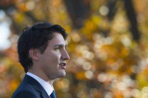 En los que se detallaba que Trudeau tiene 43 años. Foto:AFP. Imagen Por: