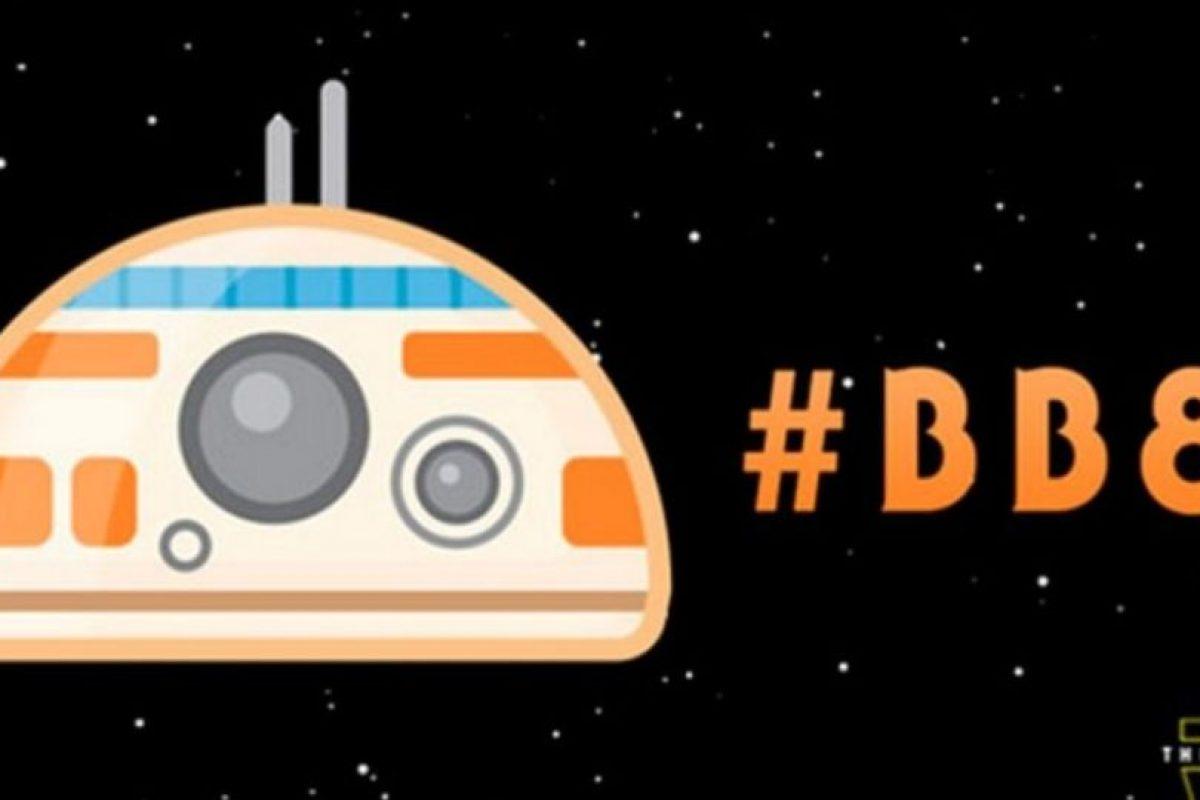 #BB8 Foto:vía Twitter.com. Imagen Por: