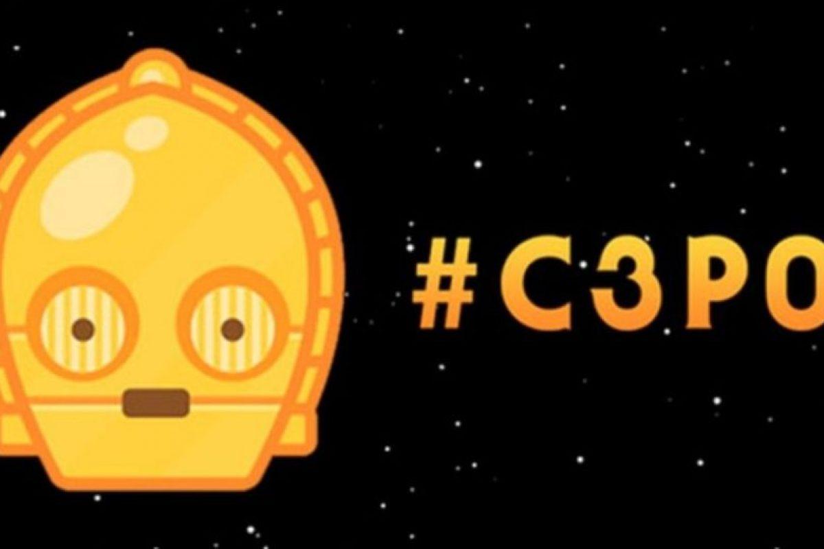 #C3P0 Foto:vía Twitter.com. Imagen Por: