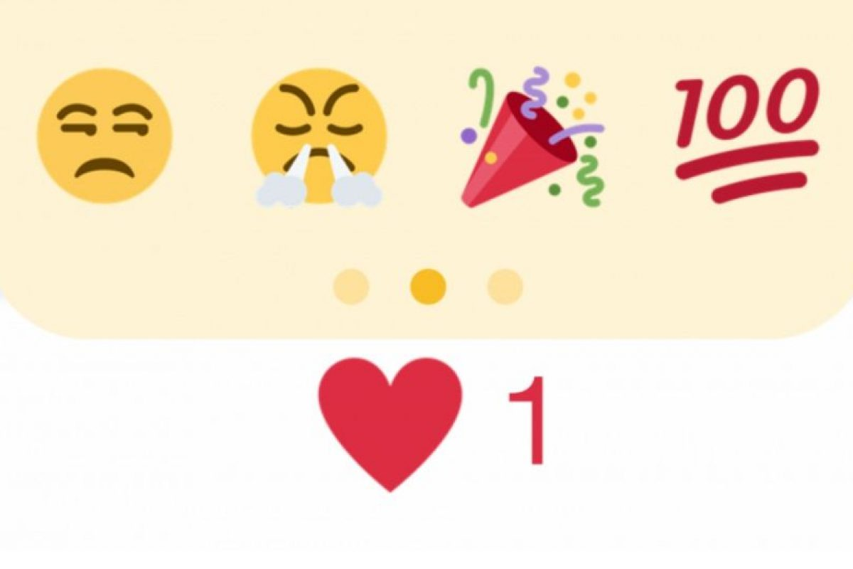 Los emojis con los que experimenta Twitter. Foto:vía Twitter.com. Imagen Por: