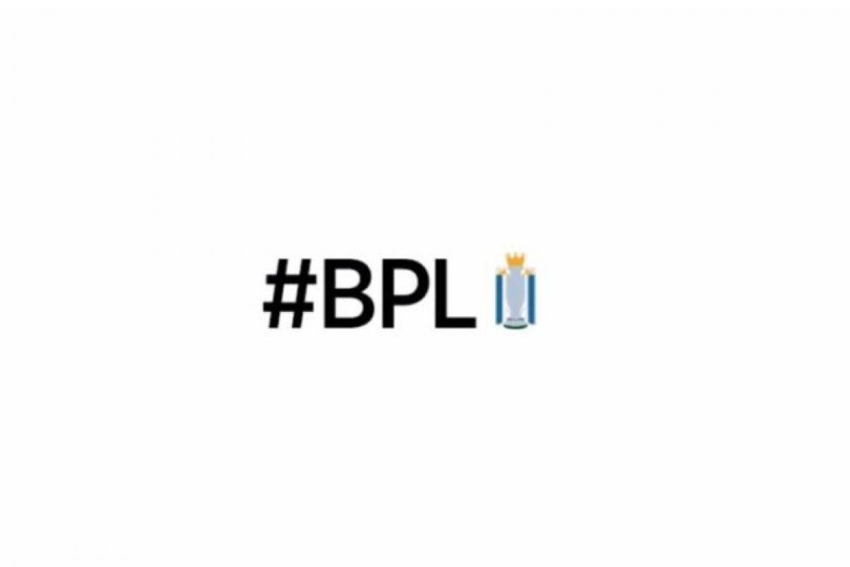 1- Inicio de la temporada de la Premier League Inglesa. Foto:vía Twitter.com. Imagen Por: