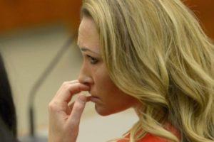 Recibió una condena de dos a 30 años de prisión por tener sexo con tres de sus alumnos Foto:AP. Imagen Por: