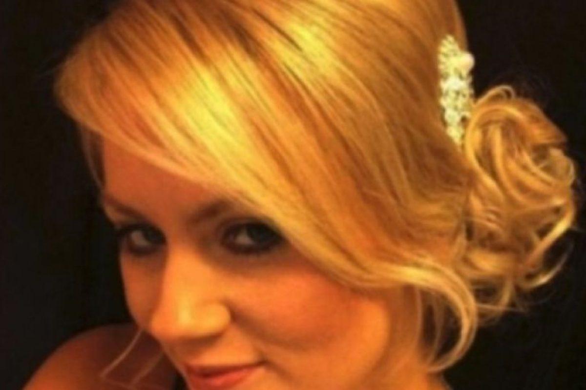 Eppie Sprung Dawson fue despedida de su puesto como maestra en 2012, cuando fue descubierta teniendo sexo con un alumno de 17 años, llamado Matthew Robinson Foto:Facebook – Archivo. Imagen Por: