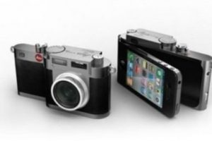 Una cámara vintage. Foto:vía Pinterest.com. Imagen Por: