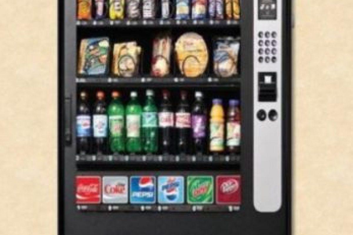 Dispensador de alimentos y golosinas. Foto:vía Pinterest.com. Imagen Por: