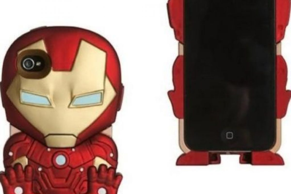 Iron Man. Foto:vía Pinterest.com. Imagen Por: