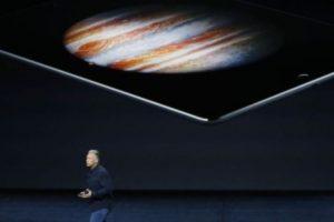 713 gramos (1.57 libras) pesa el modelo Wi-Fi. Foto:Apple. Imagen Por: