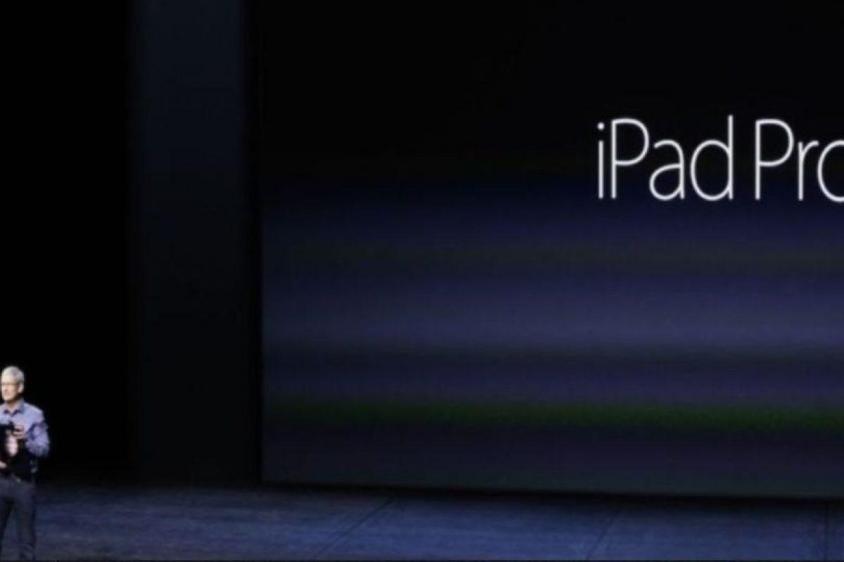 La cámara posterior es de 8 megapíxeles. Foto:Apple. Imagen Por: