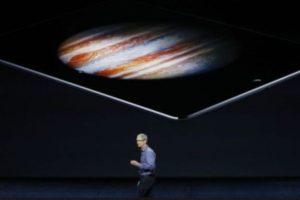 Está disponible en colores gris espacial, dorado y plata. Foto:Apple. Imagen Por: