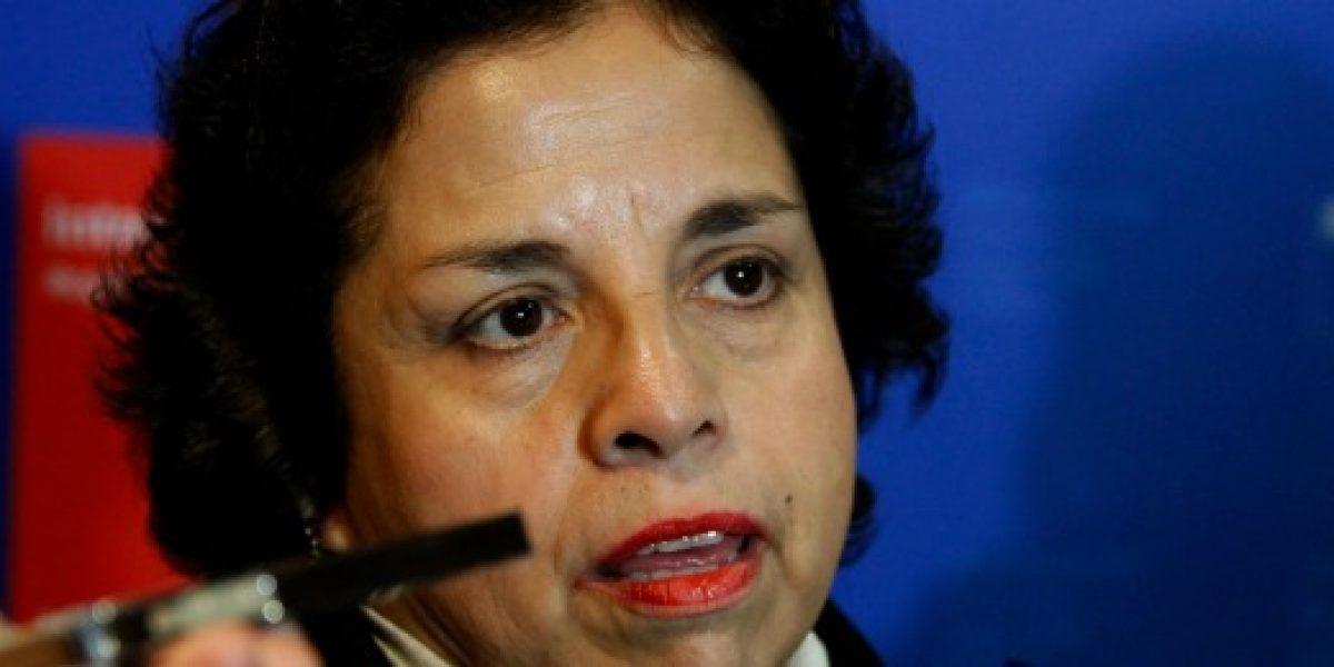 Ministra de Minería prevé que precio del cobre repuntará en 2017
