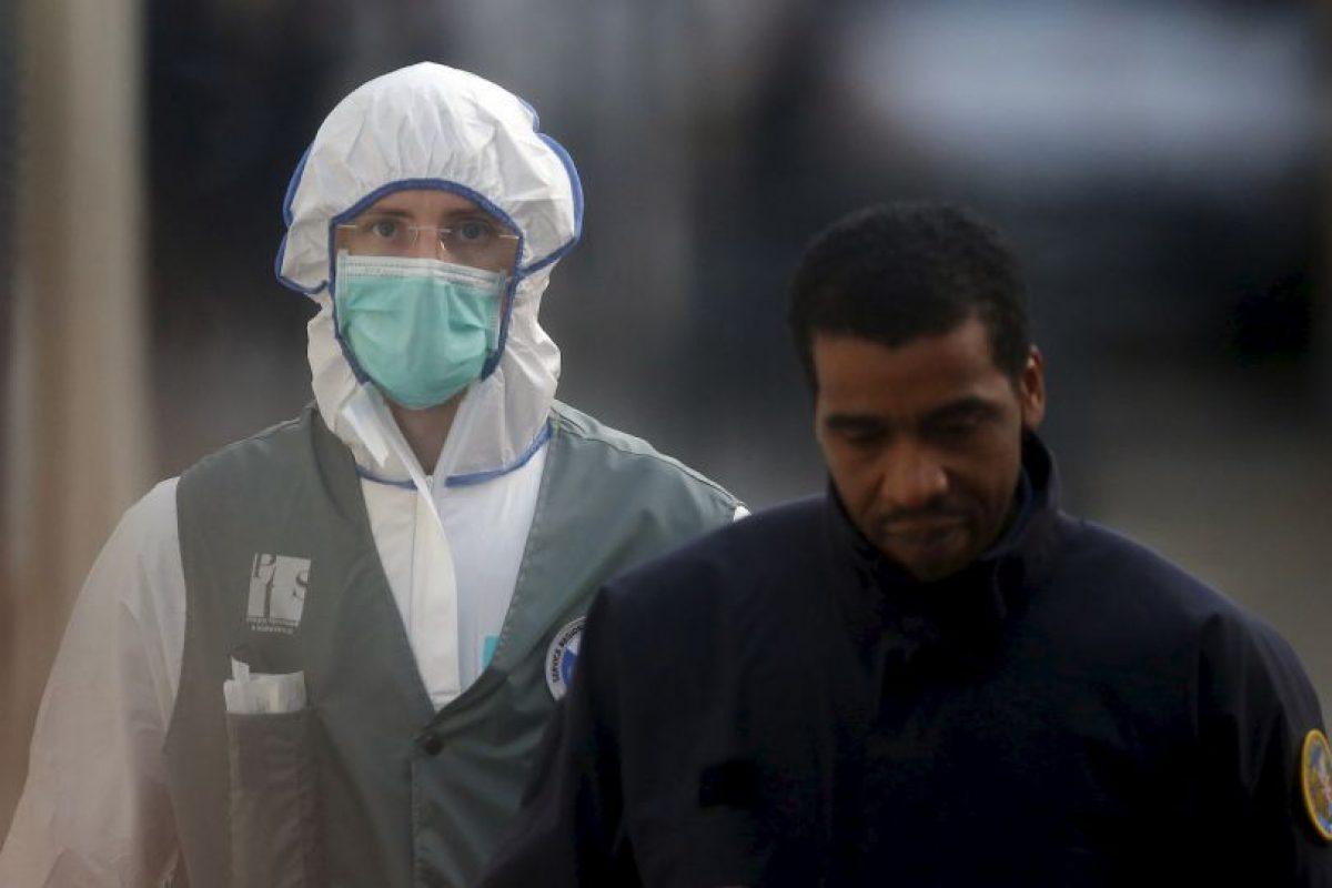 el fiscal de la ciudad de París, Francois Molins, aseguró que Abdelhamid Abaaoud y Salah Abdeslam no están entre los arrestados o entre los muertos. Foto:AP. Imagen Por:
