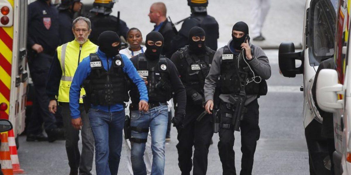 Detienen a siete sospechosos en redada al norte de París