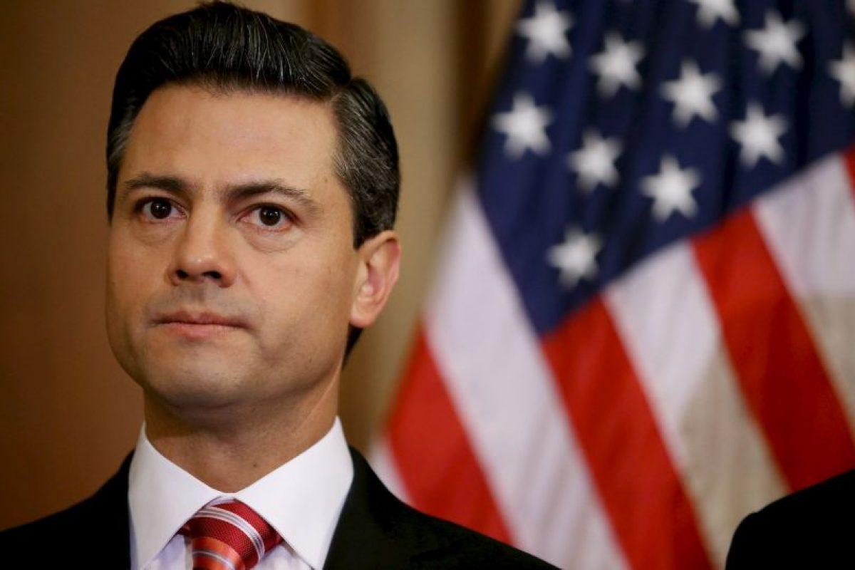 Y Peña Nieto 49 Foto:Getty Images. Imagen Por: