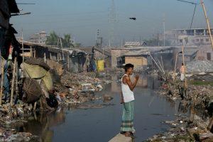 De acuerdo al portal Global Voices, el país también enfrenta un problema de contaminación del agua. Foto:Getty Images. Imagen Por: