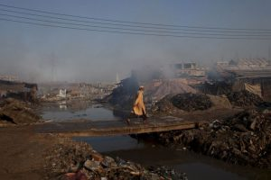 Su capital, Dhaka, es una de las más contaminadas del mundo por sus más de 10 millones de habitantes. Foto:Getty Images. Imagen Por: