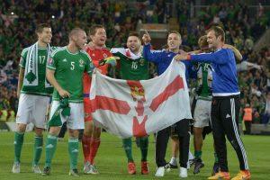 13. Irlanda del Norte Foto:Getty Images. Imagen Por: