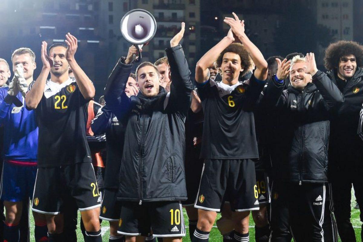 5. Bélgica Foto:Getty Images. Imagen Por: