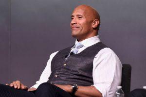 """Dwayne Douglas Johnson, mejor conocido como """"La Roca"""", es un actor y luchador profesional estadounidense. Foto:Getty Images. Imagen Por:"""