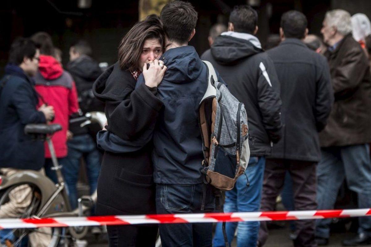 Ayer se realizaron dos redadas en París. Foto:Getty Images. Imagen Por: