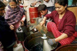El uso de biomasa como combustible para cocinar ha empeorado la situación del aire, según la Organización Mundial de la Salud. Foto:Getty Images. Imagen Por: