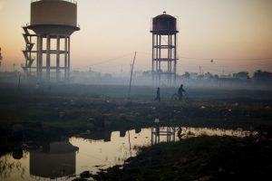 Según el medio Bussiness Insider, India registra múltiples ciudades que tienen la mayor contaminación de aire en el mundo. Foto:Getty Images. Imagen Por: