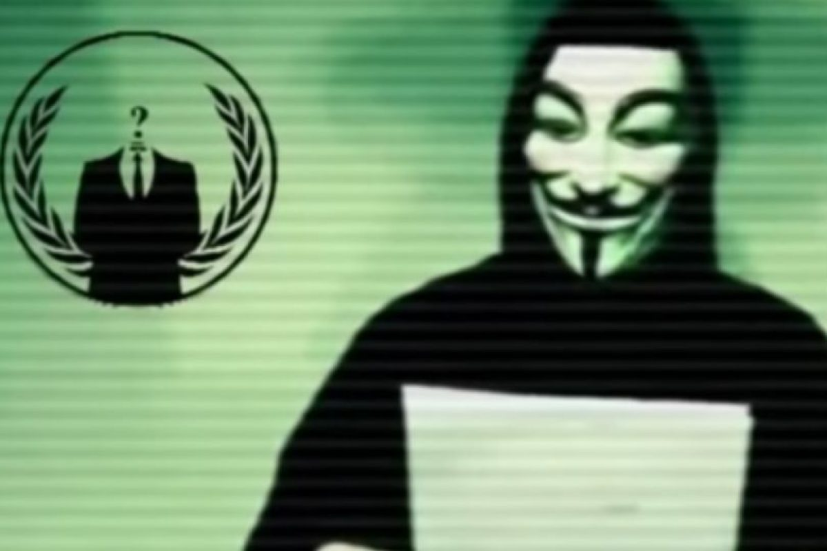 Anonymous lanza regularmente campañas de ciber ataque contra los grupos de odio Foto:Vía Youtube. Imagen Por:
