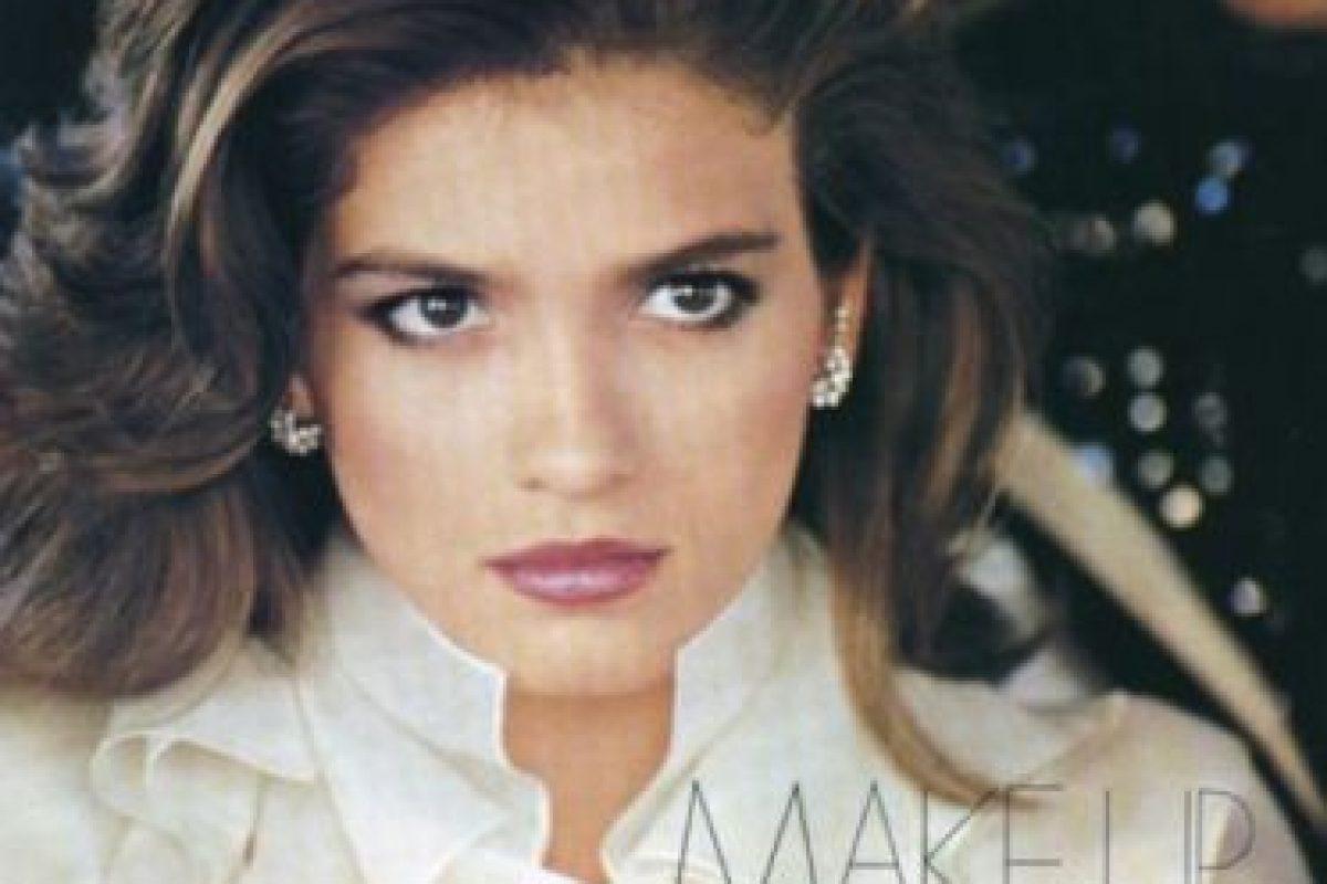 Gia Carangi era una de las grandes supermodelos de los años 70 y comienzos de los 80. Foto:vía Vogue. Imagen Por: