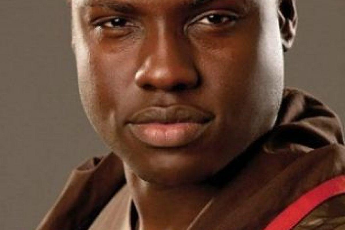 """Dayo Okeniyi fue el actor detrás de """"Tresh"""", el compañero de distrito de """"Rue"""", que casi gana """"Los Juegos del Hambre"""". Foto:Lionsgate. Imagen Por:"""