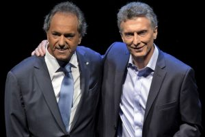 Argentina decidirá a su próximo presidente Foto: AFP. Imagen Por: