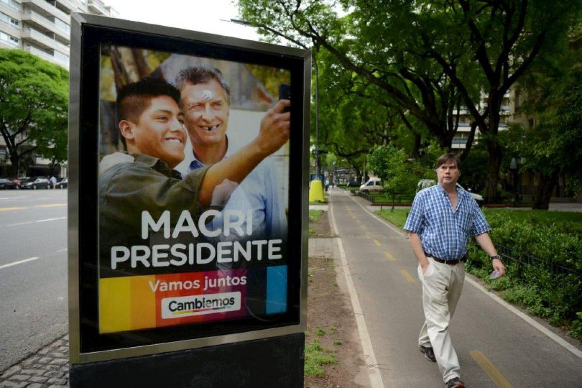 Mientras que Mauricio Macri hará un evento en la región conocida como Humahuaca Foto: AFP. Imagen Por: