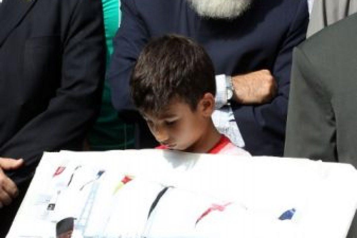 Y ahora, estas son las escenas que vemos diario en Siria Foto:AFP. Imagen Por:
