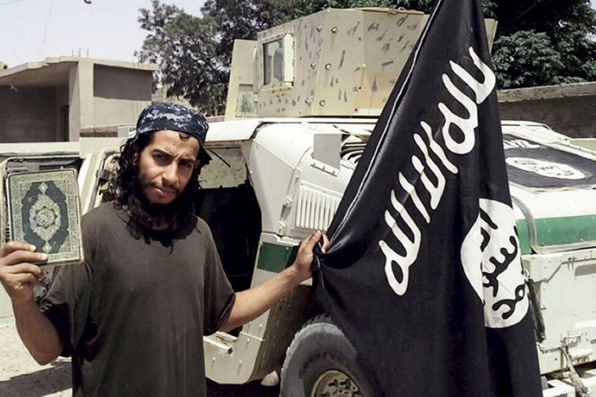 """Abdelhamid Abaaoud, acusado de ser """"el cerebro"""" de los atentados de París murió a manos de las autoridades Foto:AFP. Imagen Por:"""