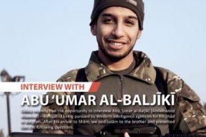 Abdaelhamid Abaaoud, uno de los principales sospechosos de planear el atentado terrorista Foto:AFP. Imagen Por: