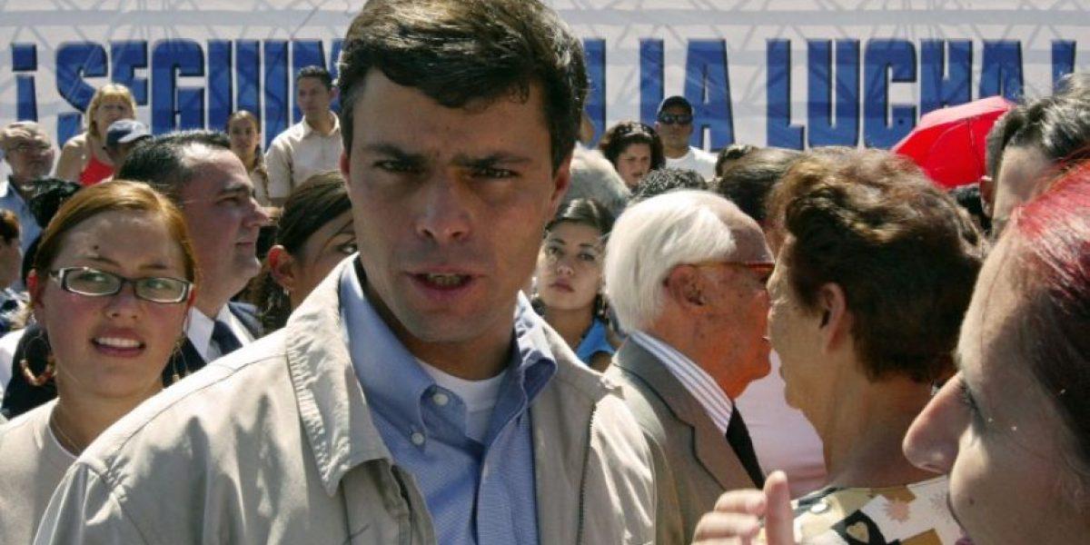 Justicia venezolana rechazó fallo de Corte Suprema chilena sobre Leopoldo López