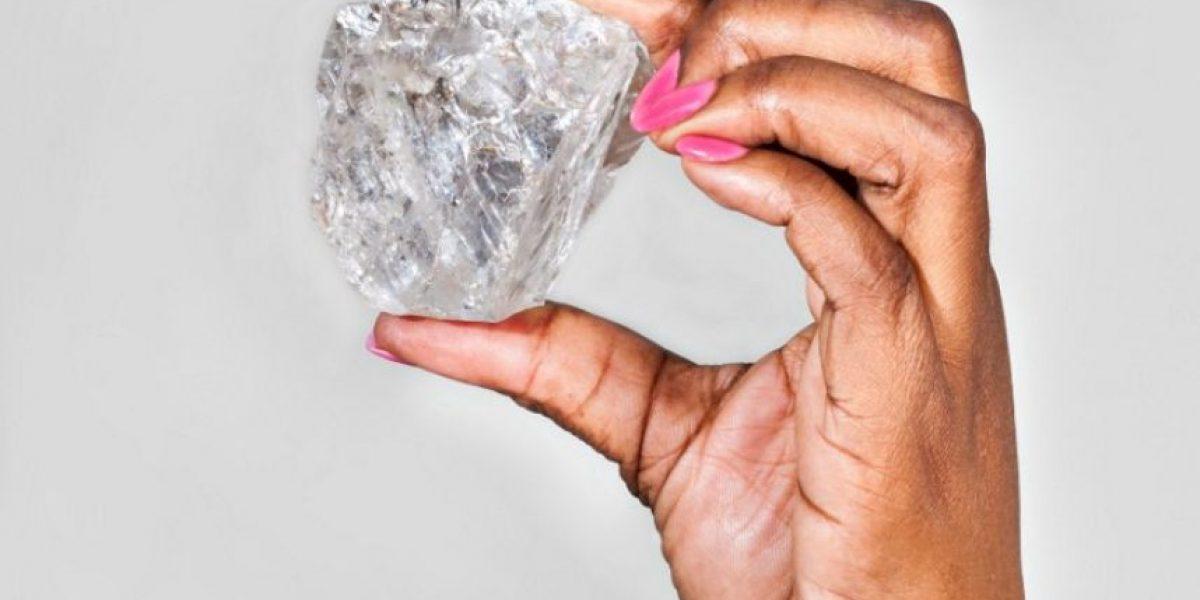 En este país está el segundo diamante más grande del mundo