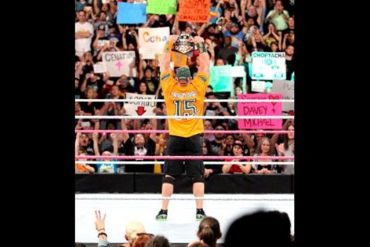 8. En 1998, se graduó en Fisiología del Ejercicio Foto:WWE. Imagen Por: