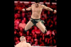 2. Ha sido 12 veces Campeón de la WWE y en tres ocasiones ganó el Campeonato Mundial de Peso Pesado Foto:WWE. Imagen Por: