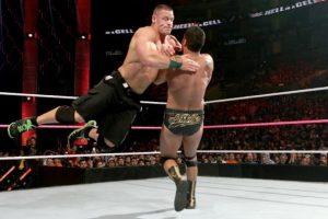 4. Tiene 38 años Foto:WWE. Imagen Por: