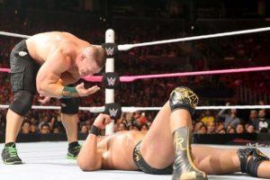 3. Ha peleado con otros nombres como The Prototype y Dr. Thuganomics Foto:WWE. Imagen Por: