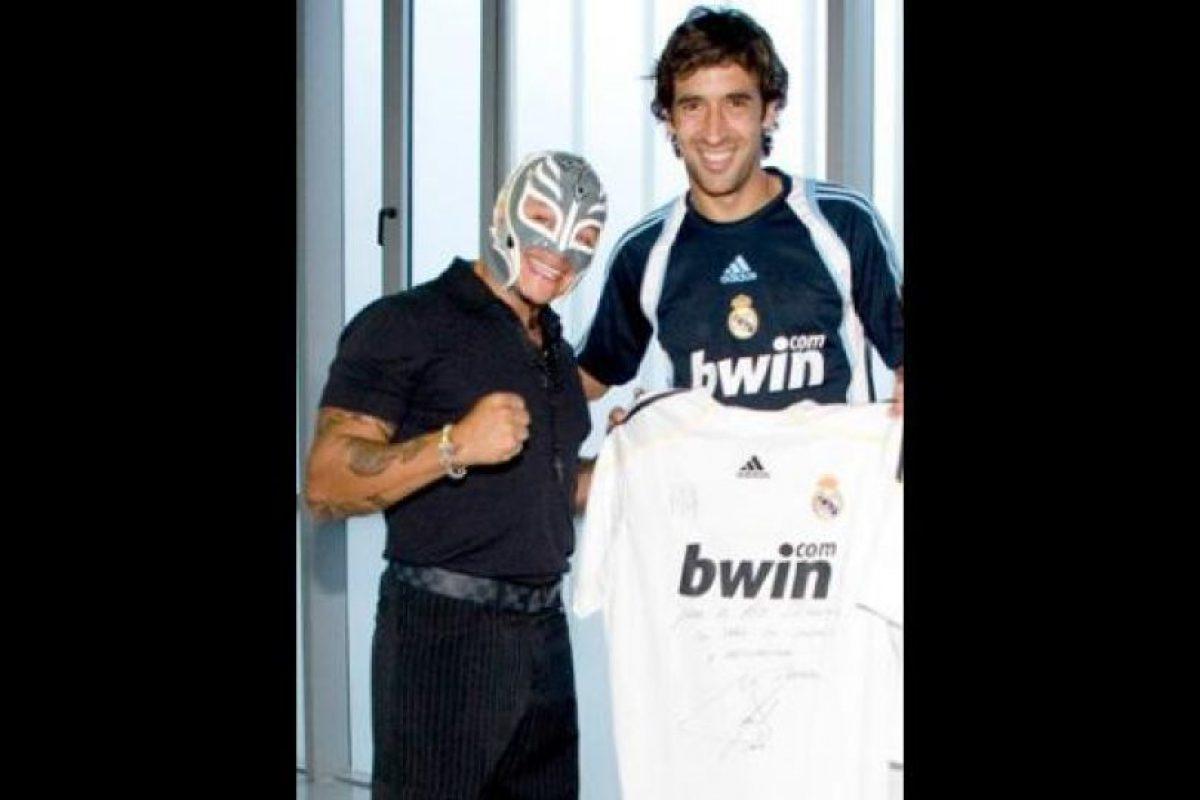 1. Rey Mysterio Foto:WWE. Imagen Por: