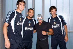 Luchador de la WWE Foto:WWE. Imagen Por: