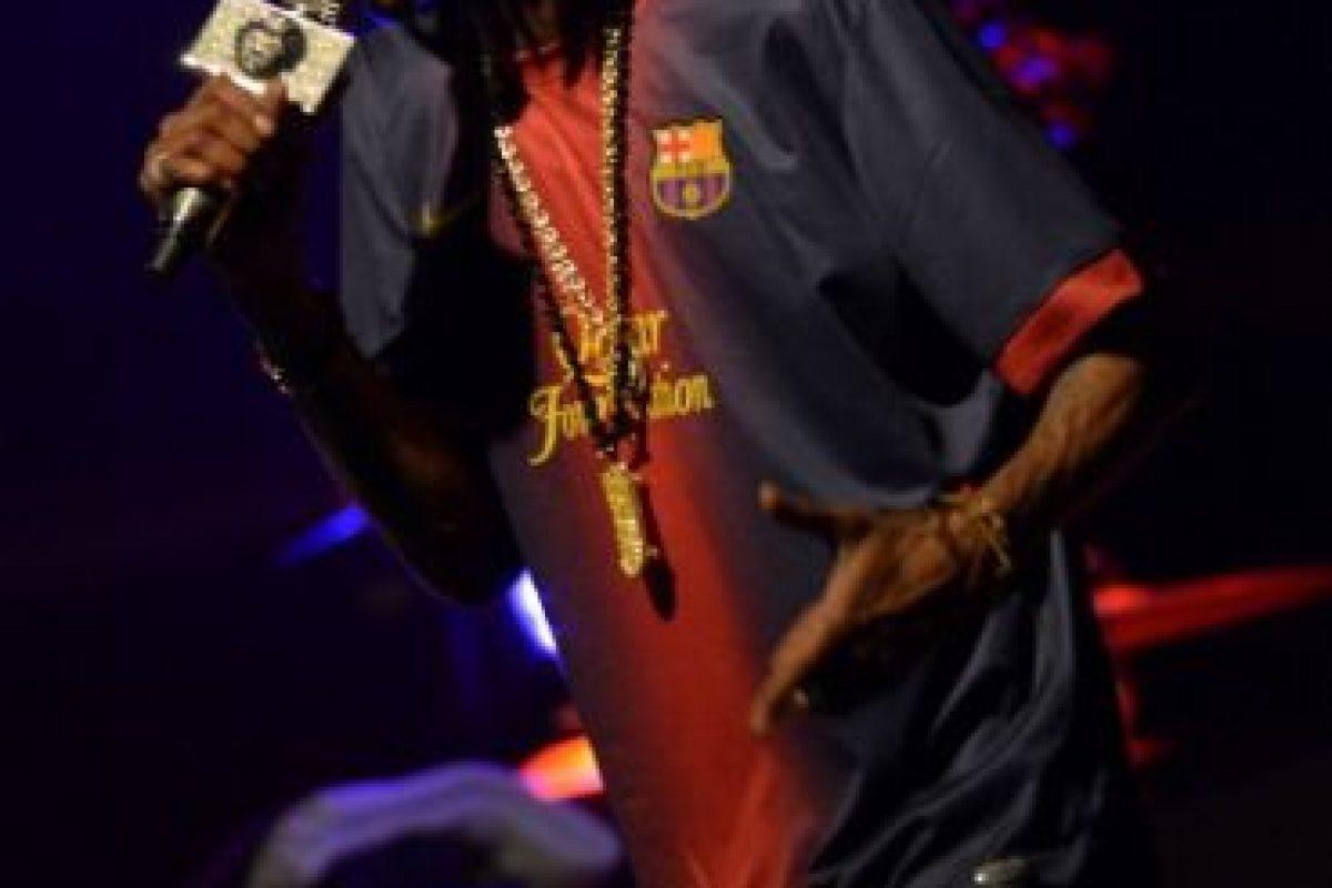 12. Snoop Dogg Foto:Getty Images. Imagen Por: