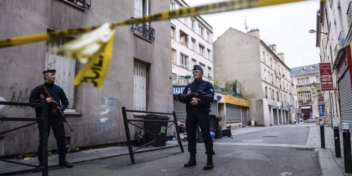 Francia alerta riesgo de ataque terrorista con armas químicas