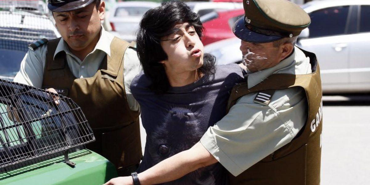 Identifican a detenidos por bombazo en Escuela de Gendarmería